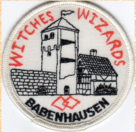 altes Badge